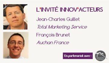 """L'invité Innov'Acteurs : François Brunet et Jean-Charles Guillet nous parlent """"Serious games et innovation participative"""""""