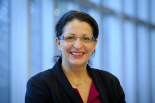 Muriel Garcia, présidente d'Innov'Acteurs