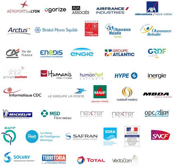 Membres partenaires Innov'Acteurs