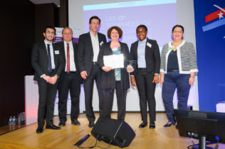 BNP Paribas BDDF - Trophées de l'innovation participative 2016