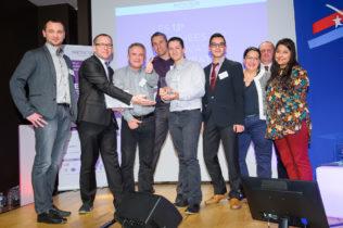 Hager Electro Usine 6 - Trophées de l'innovation participative 2016