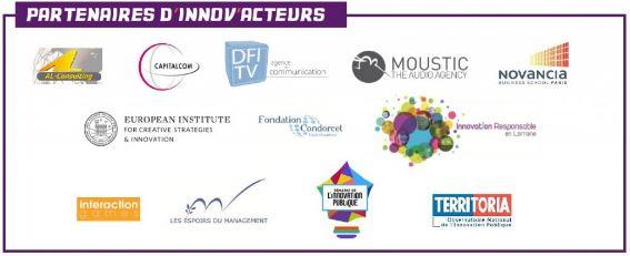 partenaires Innov'Acteurs