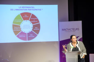 Présentation du Référentiel de l'innovation participative