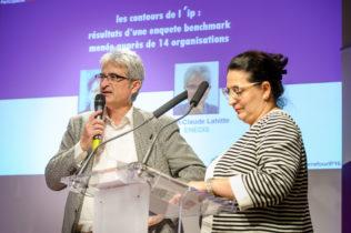 Jean-Claude Lahitte et Muriel Garcia