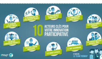 10 acteurs clés de l'innovation participative