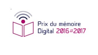 logo Prix du mémoire digital 2016 2017 Arctus