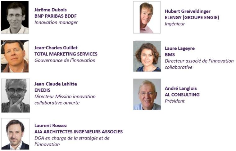 Conseil d'administration Innov'Acteurs 2017