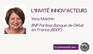 Yona Malchin BNP Paribas pour Innov'Acteurs